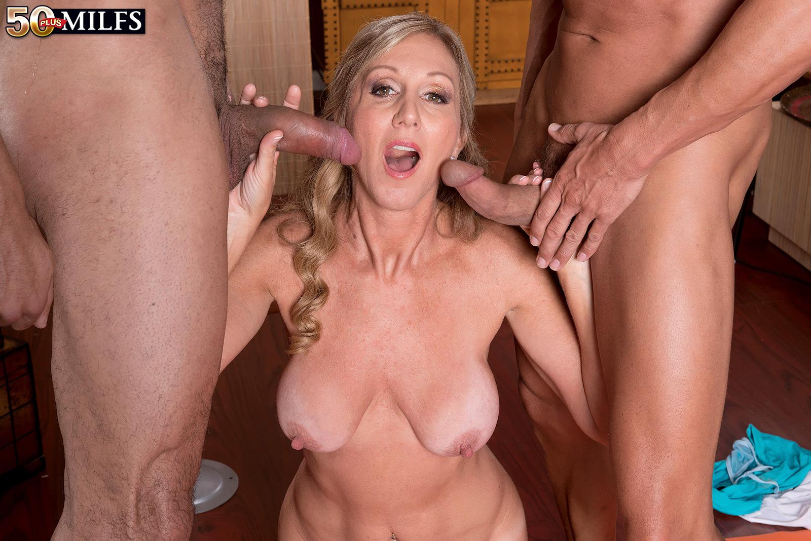 Секс тёток и больших членов 7 фотография